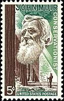 5 Cent Stamp 1964