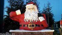 Santa Claus 2014 - new paint job