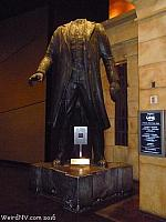 Headless Statue of Lenin