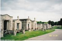 Home to several gangsters, Mount Carmel Cemetery lies in one of Chicago