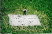 Dean C O'Banion Gravesite