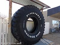 Tire in Boron