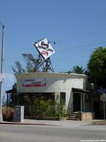 Former Chili Bowl on Pico