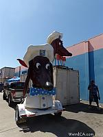 Napa Doggie Diner Head
