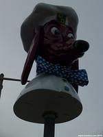 The Doggie Diner Head on Sloat