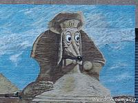 Doggie Diner Sphinx
