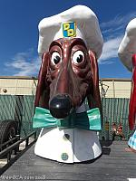 Treasure Island Doggie Diner Head