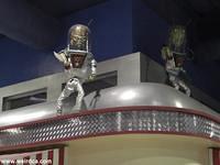 Aliens in Burbank