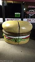 Giant Burger in Atascadero
