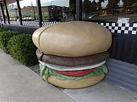 Half a Giant Burger