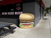 Giant Quarter Burger