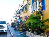 A house in Newport Beach is covered in pirates, the Statue of Liberty, and even a giant rooster!