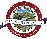 Jurupa Valley City Seal