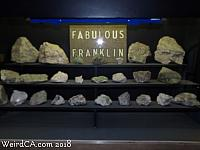 Franklin Rocks