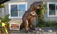 Dug the T-Rex