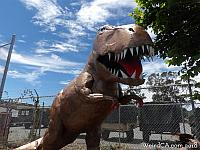San Bruno T-Rex
