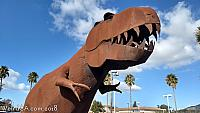San Luis Obispo Auto Dealership T-Rex