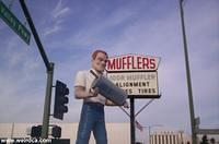 The Joor Muffler Man