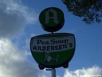 In addition to mascots Hap-pea and Pea-wee, and endless bowls of peasoup, Pea Soup Anderson's in Buellton is rumored to have its gift shop haunted.