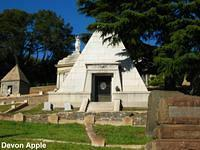 The COG Miller Mausoleum - photo by Devon Apple