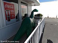 Hesperia Sinclair Dinosaur