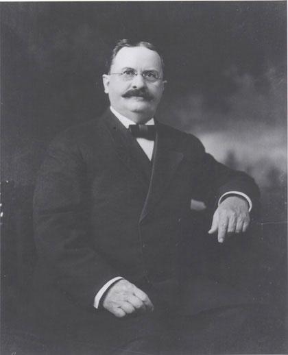 Griffith J Griffith