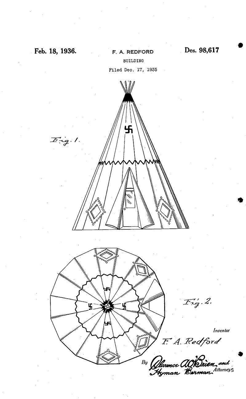 U.S. Design Patent 98,617