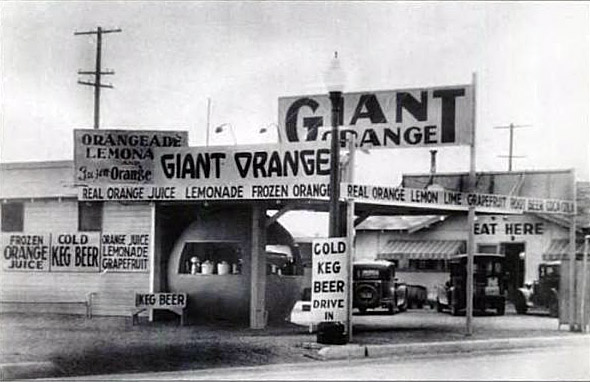 Original Giant Orange in Tracy (1934)