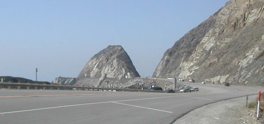 Mugu Rock - picture from <a href='http://commons.wikimedia.org/wiki/File:Mugu_Rock,_Pt_Mugu,_Calif.jpg'>Wikimedia</a>