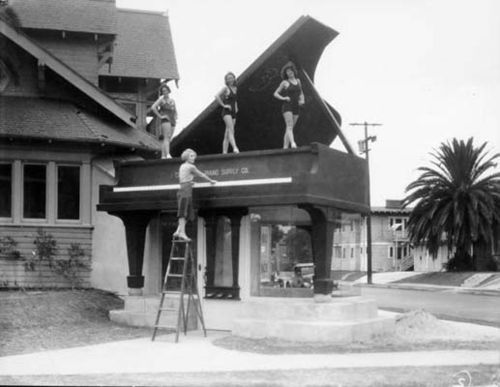 California Piano