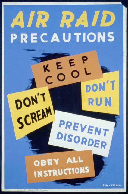 Air Raid Precautions