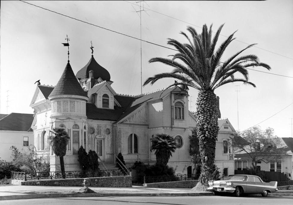 Villa Montezuma 1964