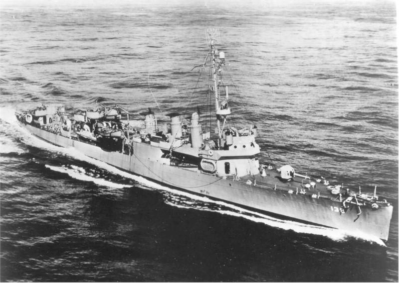 USS Kennison