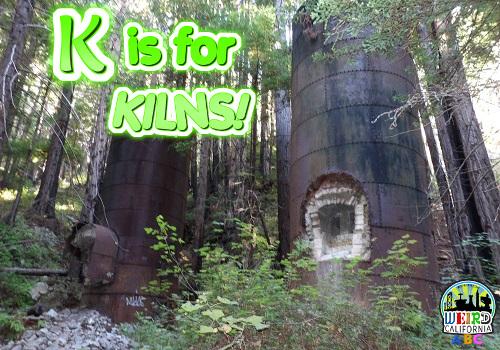 K is for Kilns