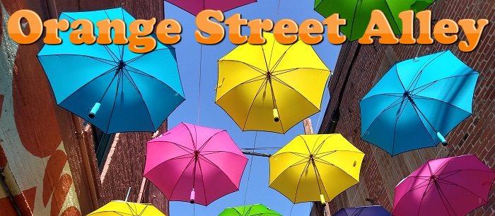 Orange Street Alley