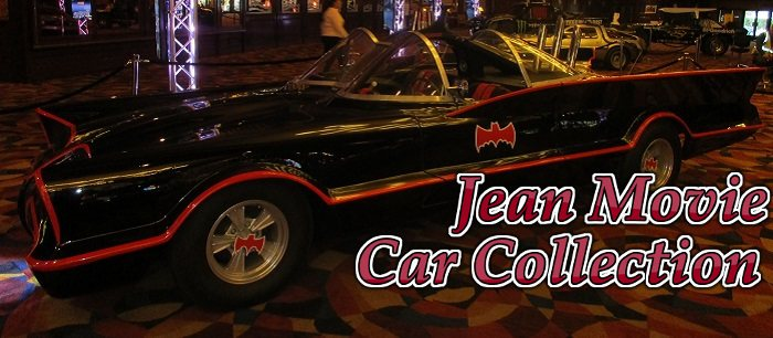 Jean Movie Car Collection