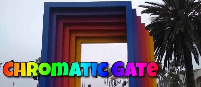 Chromatic Gate