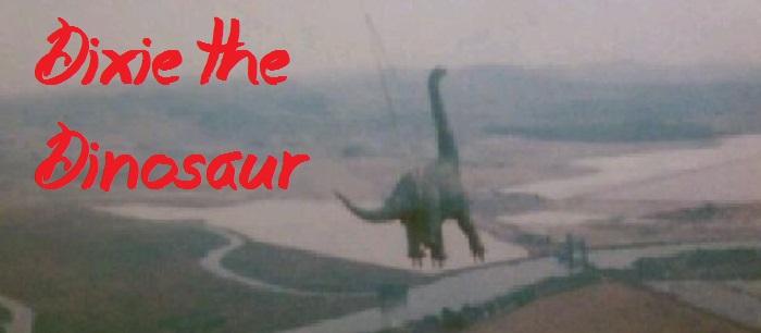 Dixie the Dinosaur