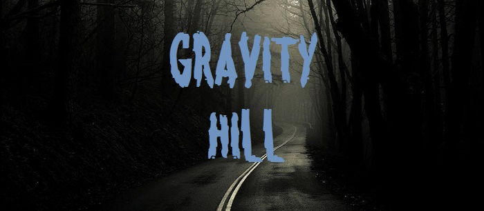 Gravity Hills are locations at the base of a slope or hill where if you park your car in neutral it will roll up the slope of the nearby hill.