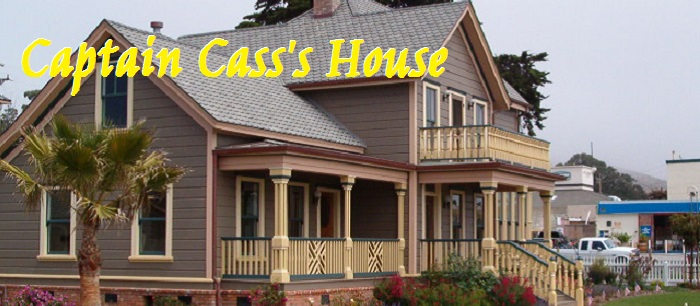 Captain Cass's House