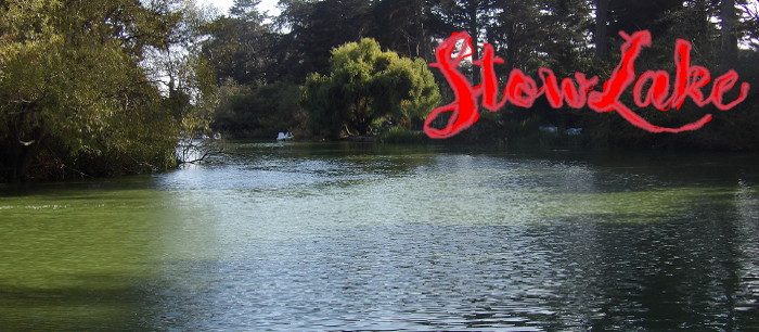 A ghostly Lady in White haunts Stow Lake searching for her drowned baby!