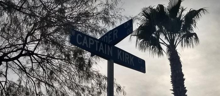 Captain Kirk Court